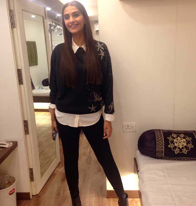 Sonam Kapoor's Winter Fashion Lesson
