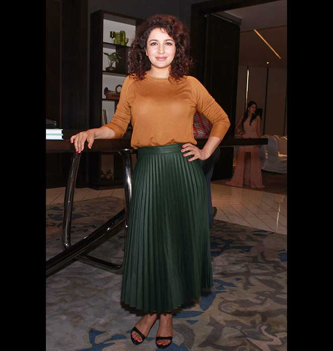 Tisca Chopra Fashion