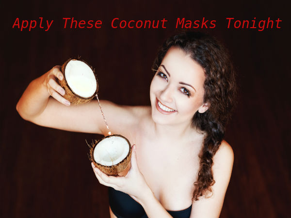 Overnight Coconut Oil Hair Mask | Coconut Oil Hair Mask Recipes | Hair Care Treatments