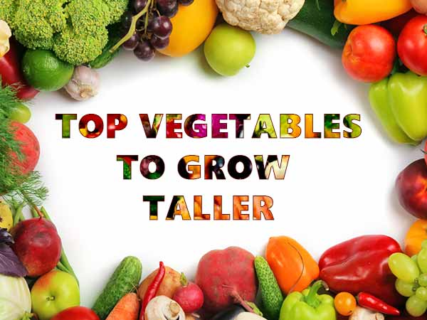 Top Vegetables To Grow Taller Boldsky Com