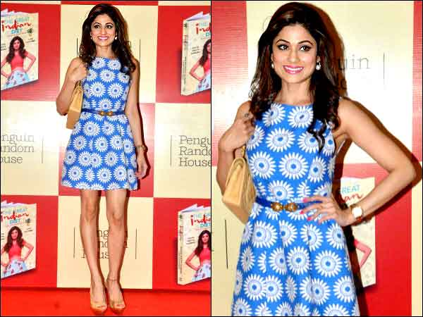 Silpa And Shamita Shetty's Chic Wardrobe