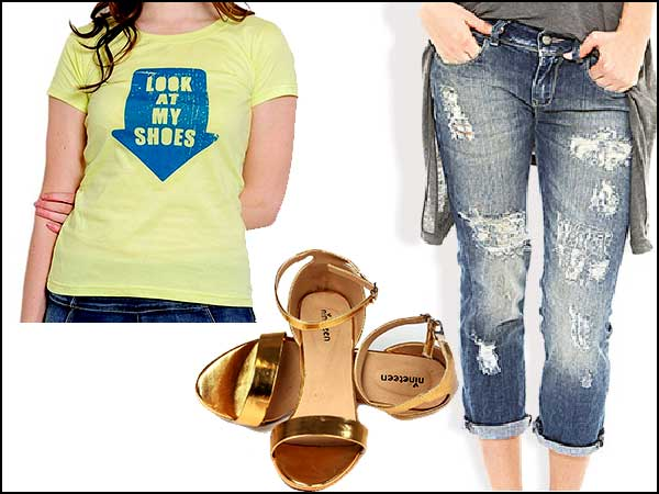 Get Kriti Sanon's Casual Look Under 3500