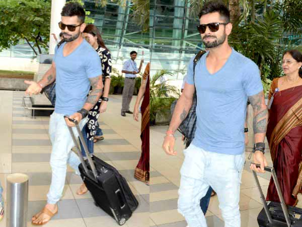 B-Town Boys Revel In Airport Fashion