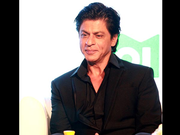 Shahrukh at Hyundai Traffic Safety campaign