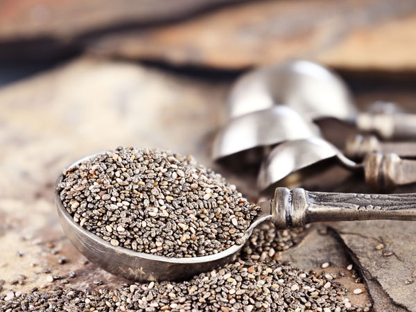 Amazing Health Benefits Of Chia Seeds
