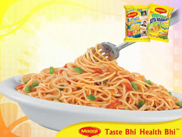 Is Maggi Healthy In Pregnancy-Noodles