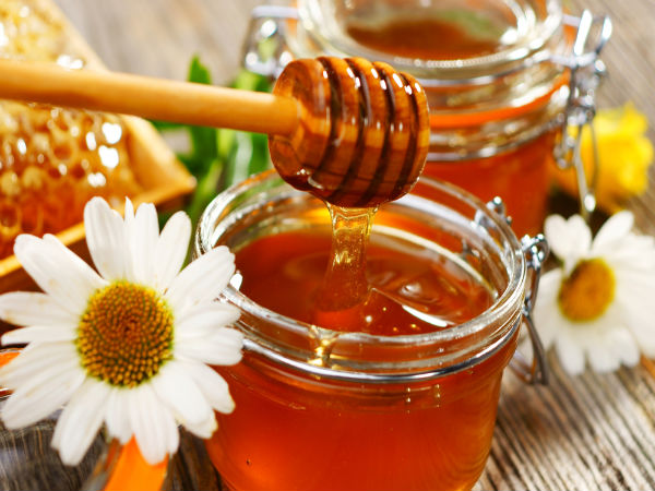 How To Use Honey To Treat Cold