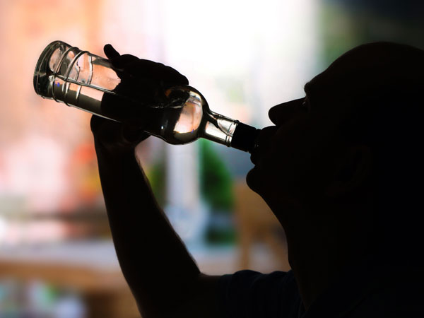 Why Hangovers Get Worse With Age- Drinking Man