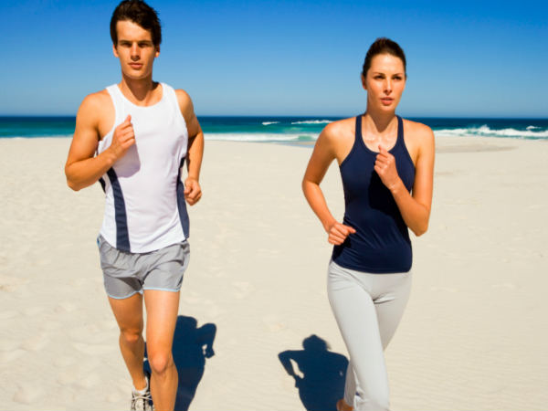 What Does Jogging Do To Your Brain- Couple Jogging