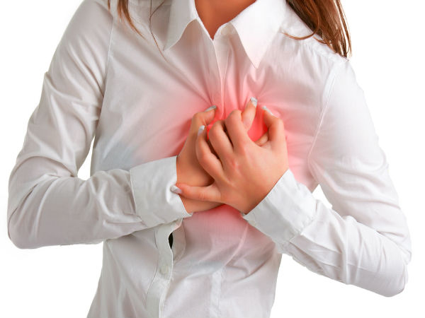 Habits For Healthy Heart- Pain