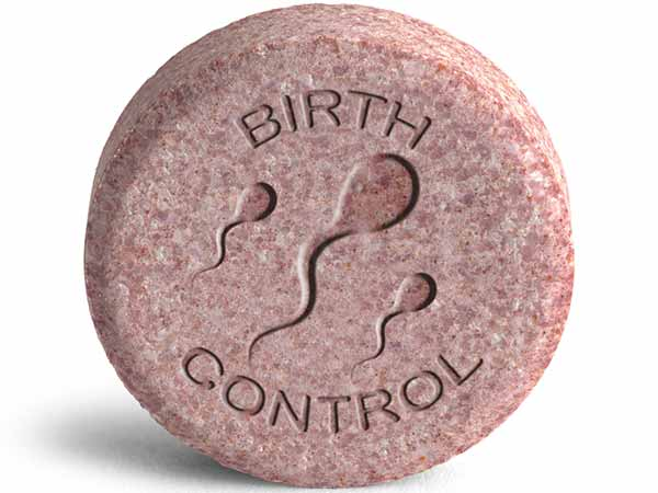 how does contraceptive pills work
