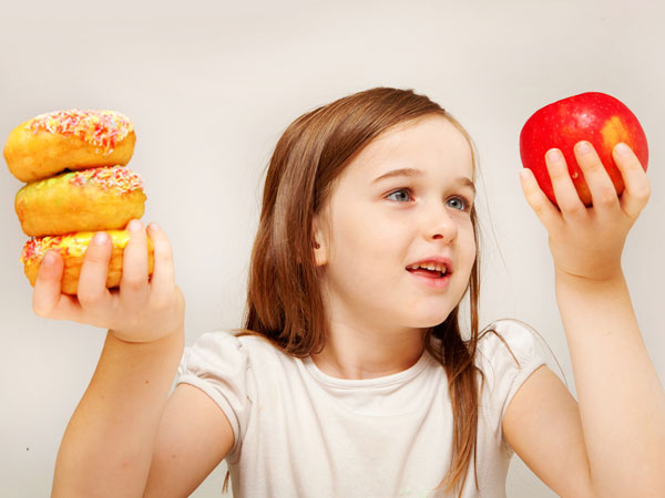 Child's Sugar Cravings- Confused
