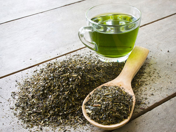 Does Green Tea Help You Lose Weight Fast- Dust