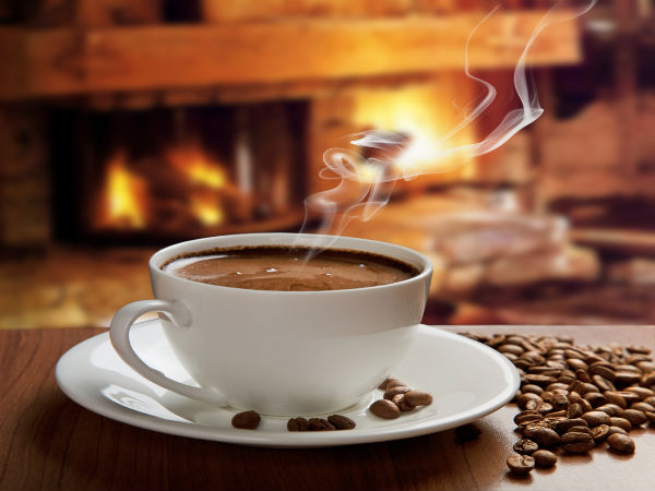 Foods That Keep You Warm In Winter- caffeine