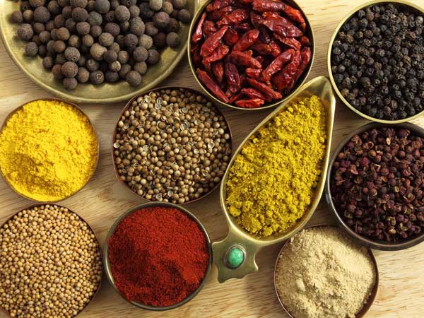 Foods That Keep You Warm In Winter- Spices