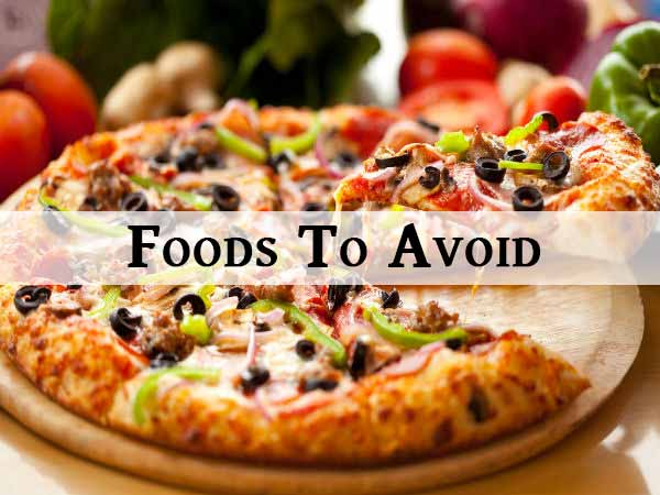 Foods To Avoid During Pregnancy Diabetes-Fat