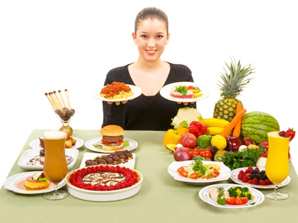 Healthy Eating Habits-Good Foods