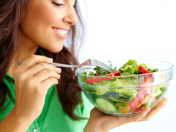 Healthy Eating Habits- salads