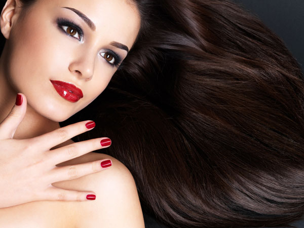 how to make your hair healthy and shiny