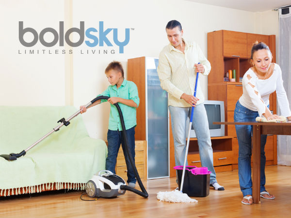 What If Your Husband Doesn't Help With Housework-Cleaning