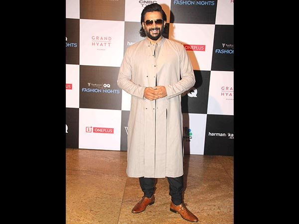 R. Madhavan AT GQ Nights