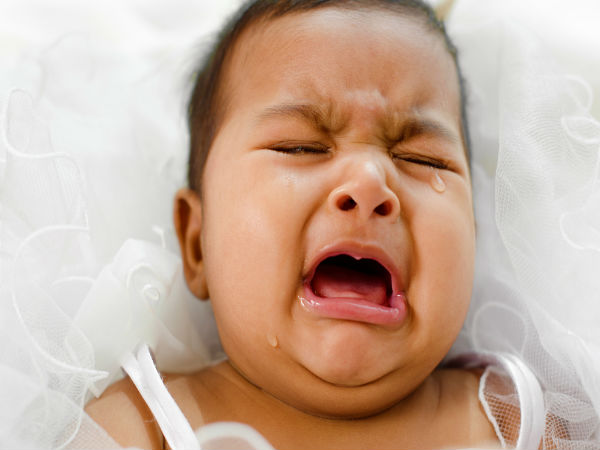 At What Age Is A Child's Risk Of Injury The Highest?- Crying Baby