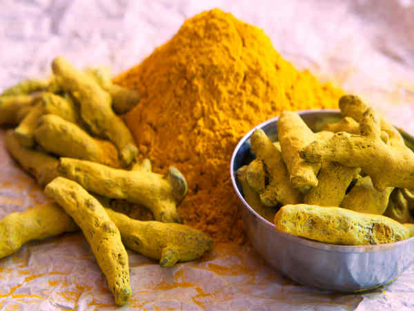 Indian Home Remedies For Fatty Liver- Turmeric