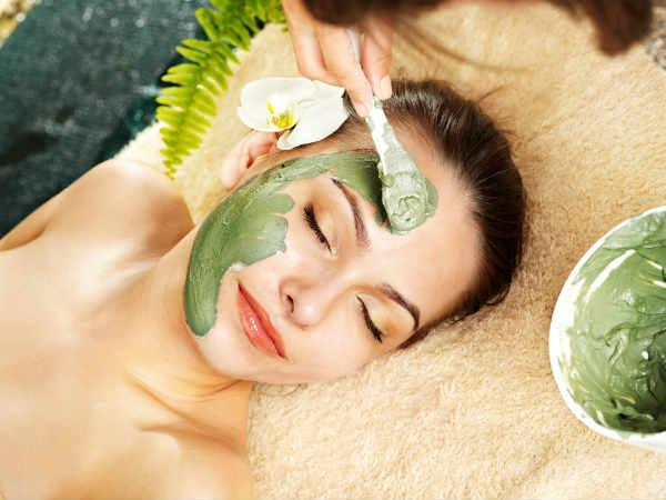 mint face pack for fairness