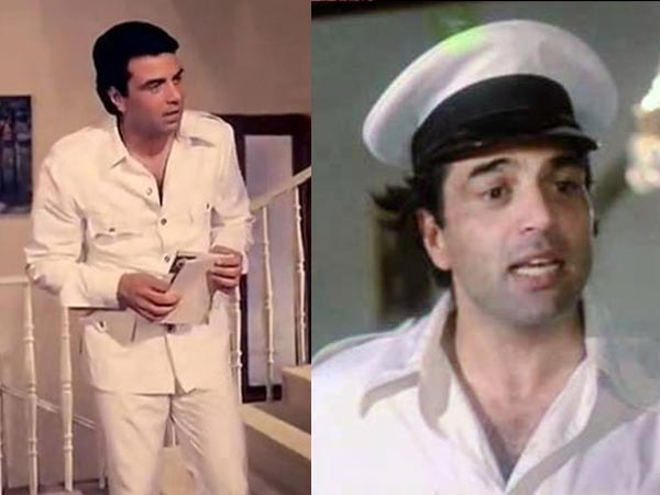 Dharmendra's most fashionable character