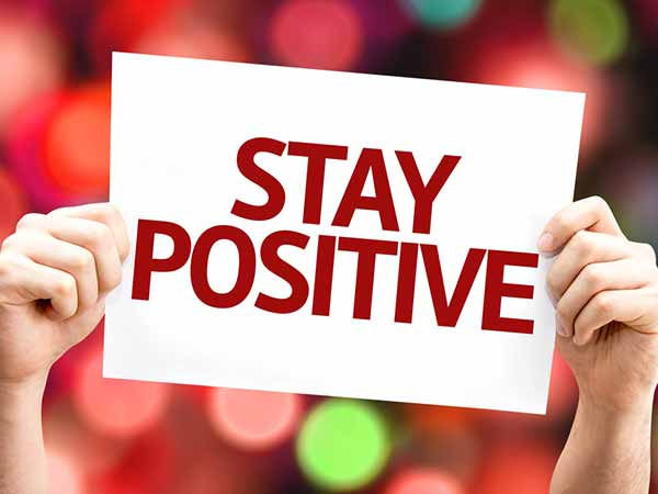 Ways To Stay Positive In A Negative World