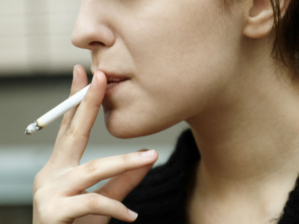 Side Effects Of Secondhand Smoke- Puffing