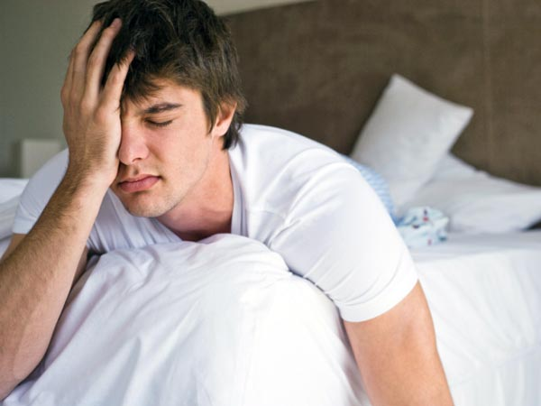Sleep Deprivation And Stress- Waking Up