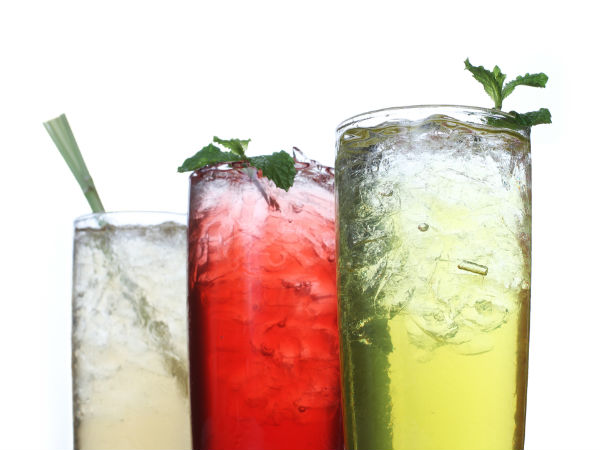 Sugar Free Drinks Bad For Teeth- Coloured Water