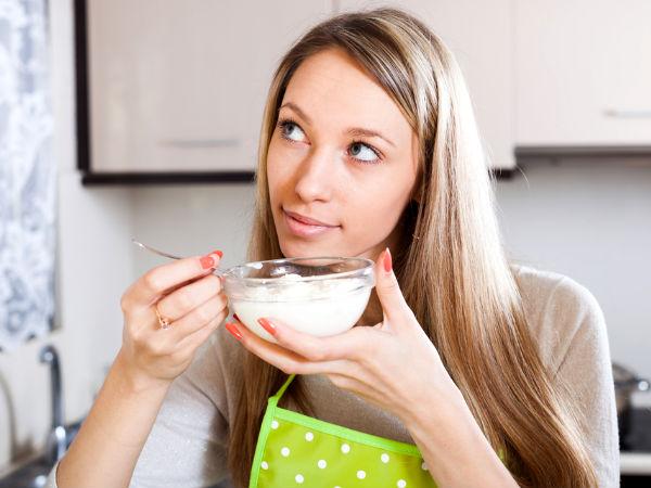 Rüyada Taze Yoğurt Yemek Görmek