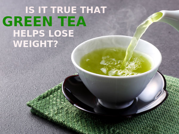 Does Green Tea Help You Lose Weight Fast