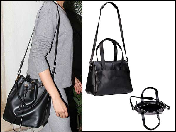 Leather bag only for 4999
