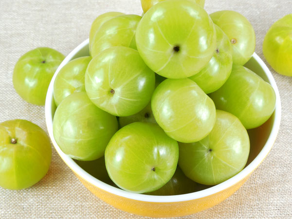 Indian Home Remedies For Fatty Liver- Amla