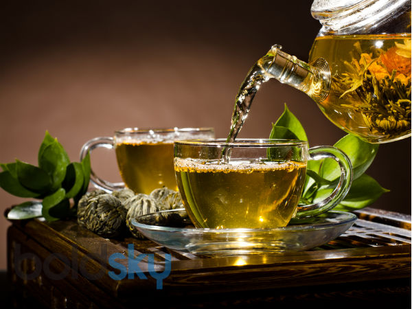 Indian Home Remedies For Fatty Liver- Green Tea