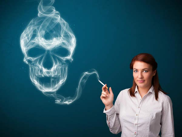 Side Effects Of Secondhand Smoke- Dangers