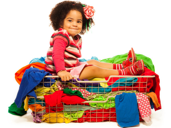 why you should take care of your kids clothes