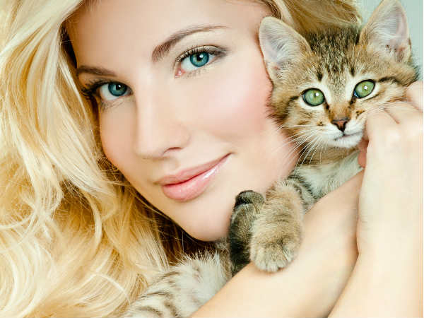 Do Pets Boost Immunity- Woman