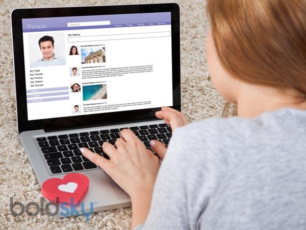 Online dating work
