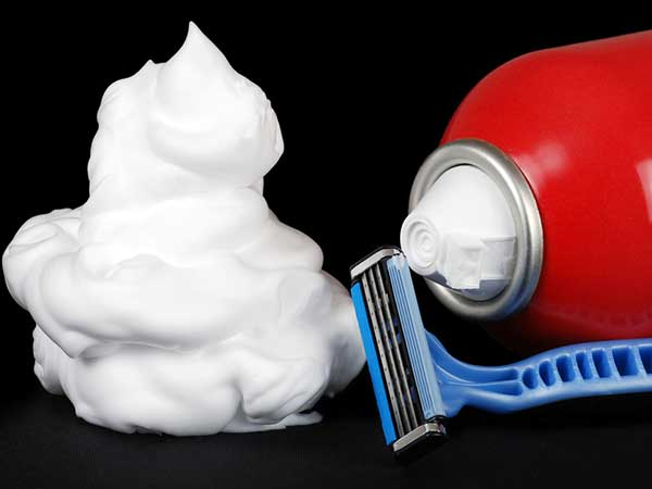 how to make shaving cream at home