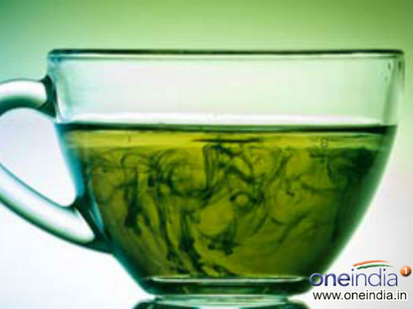 How over consumption of green tea affects fertility