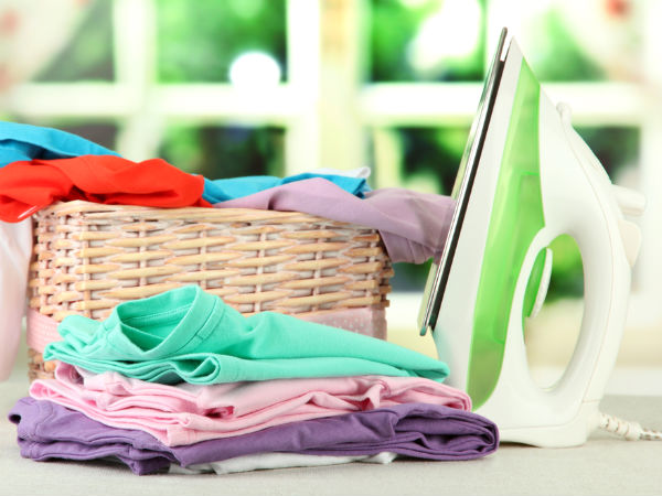 tricks to have wrinkle free clothes