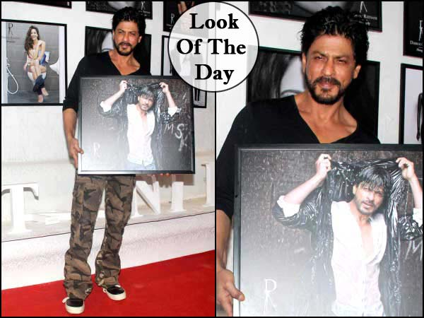 Shahrukh Khan in cargo pants