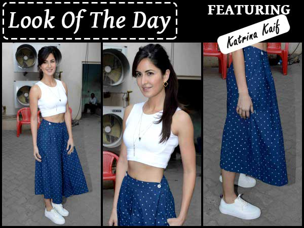 Katrina Kaif in casuals