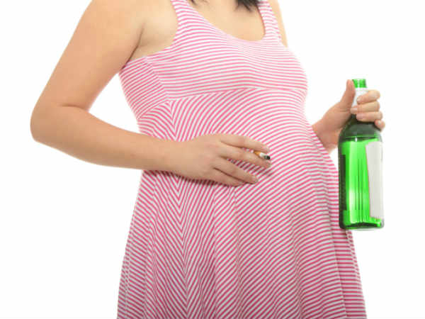 alcoholic pregnancy effects