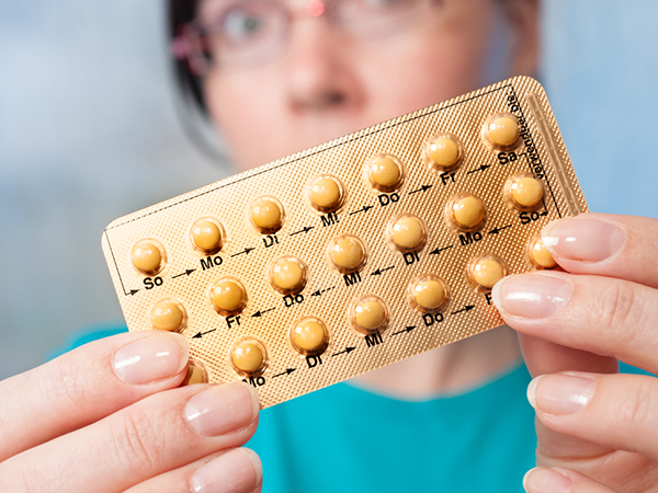 Use Of Oral Contraceptive- Tablets