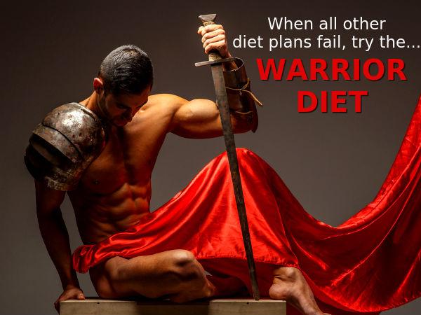 Warrior diet peeing a lot